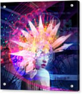 Transcendance Acrylic Print