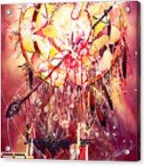 Transcending Indian Spirit Acrylic Print
