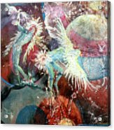 Transcending Indian Spirits Acrylic Print