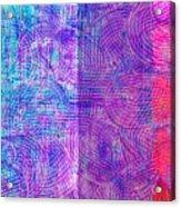 Transchromigration #1 Acrylic Print