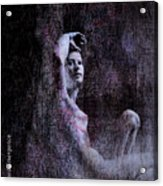 Transcribed Emergence Acrylic Print