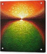 Transfiguration Acrylic Print by Jaison Cianelli