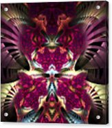 Transfigured Future Acrylic Print