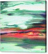 Transformation - My Back Yard 4 Acrylic Print