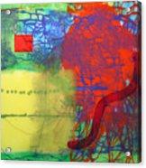 Transit Acrylic Print