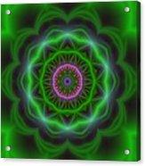 Transition Flower 10 Beats Acrylic Print
