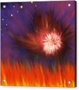 Transition Four Acrylic Print