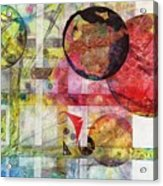Transition Point Unum Acrylic Print
