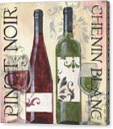Transitional Wine 1 Acrylic Print