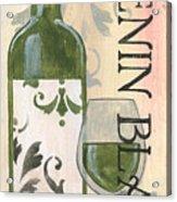 Transitional Wine Chenin Blanc Acrylic Print