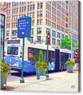 Transportation In New York 6 Acrylic Print