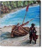 Treasure Bay Acrylic Print