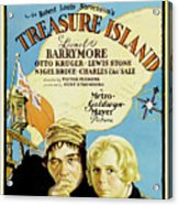Treasure Island 1934 Acrylic Print