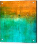 Treasure Acrylic Print by KR Moehr