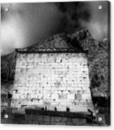 Treasury Of Athenians  Acrylic Print