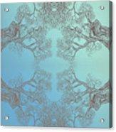 Tree 20 Hybrid 3 Acrylic Print
