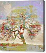 Tree Art 54tr Acrylic Print