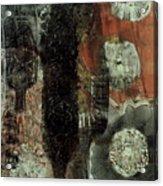 Tree Fossils Acrylic Print