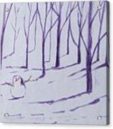 Tree Friends Acrylic Print