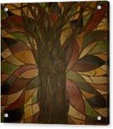 Tree Huggers Acrylic Print