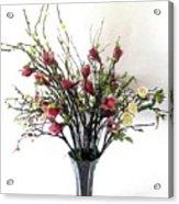 Tree Magnolias Acrylic Print
