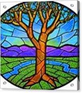 Tree Of Grace - Spring Acrylic Print