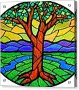 Tree Of Grace - Summer Acrylic Print