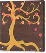 Tree Of Life - Left Acrylic Print by Kristi L Randall