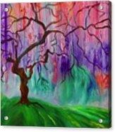 Tree Of Life 111 Acrylic Print