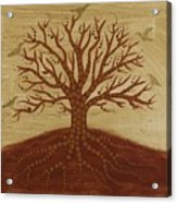 Tree Of Life 3 Acrylic Print by Sophy White