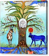 Tree Of Life #5 Acrylic Print