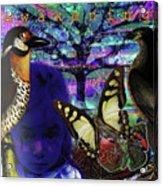 Tree Of Life  A W A K E N I N G Acrylic Print