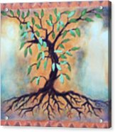 Tree Of Life Acrylic Print by Kathy Braud