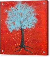 Nuclear Winter Acrylic Print