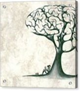 Tree Of Lknowledge Acrylic Print