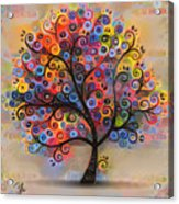 Tree Of Paradise 1 Acrylic Print