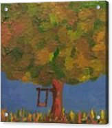 Tree Of Youth Acrylic Print