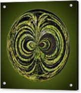 Tree Orb Acrylic Print