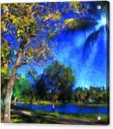 Tree Series 70 Acrylic Print