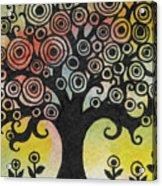 Tree Song Acrylic Print