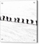 Trekking - Id 16235-142817-3386 Acrylic Print