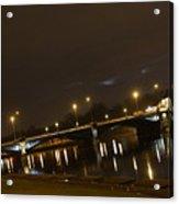 Trent Bridge  Acrylic Print