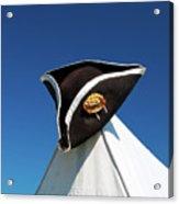 Tri-cornered Hat 6583 Acrylic Print