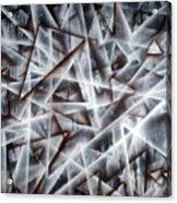 Triangle 2 Acrylic Print
