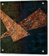 Triangles Acrylic Print