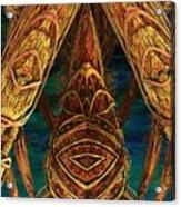 Tribal Ancestors Acrylic Print