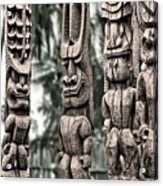 Tribal Council Acrylic Print