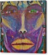 Tribal Acrylic Print