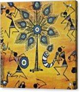 Tribals II Acrylic Print