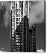 Tribune Tower 435 North Michigan Avenue Chicago Acrylic Print